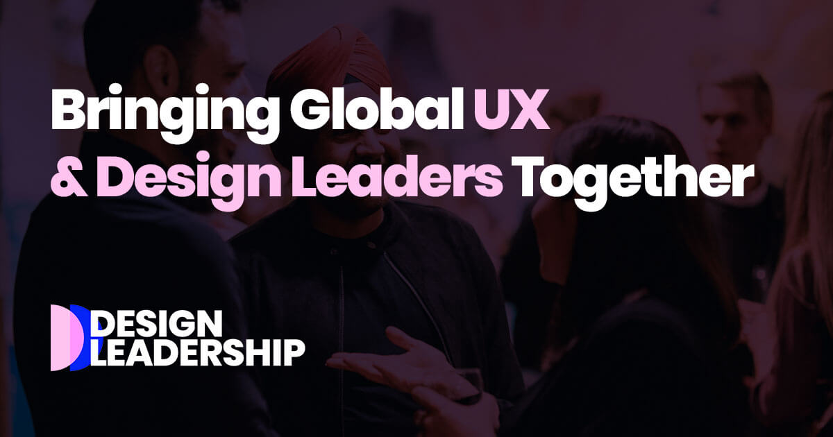 A Summary of the Design Leadership Summit